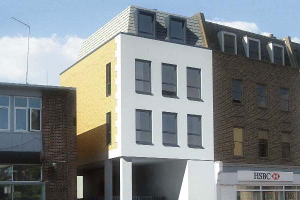 Mercury developments for Modern mansard roof